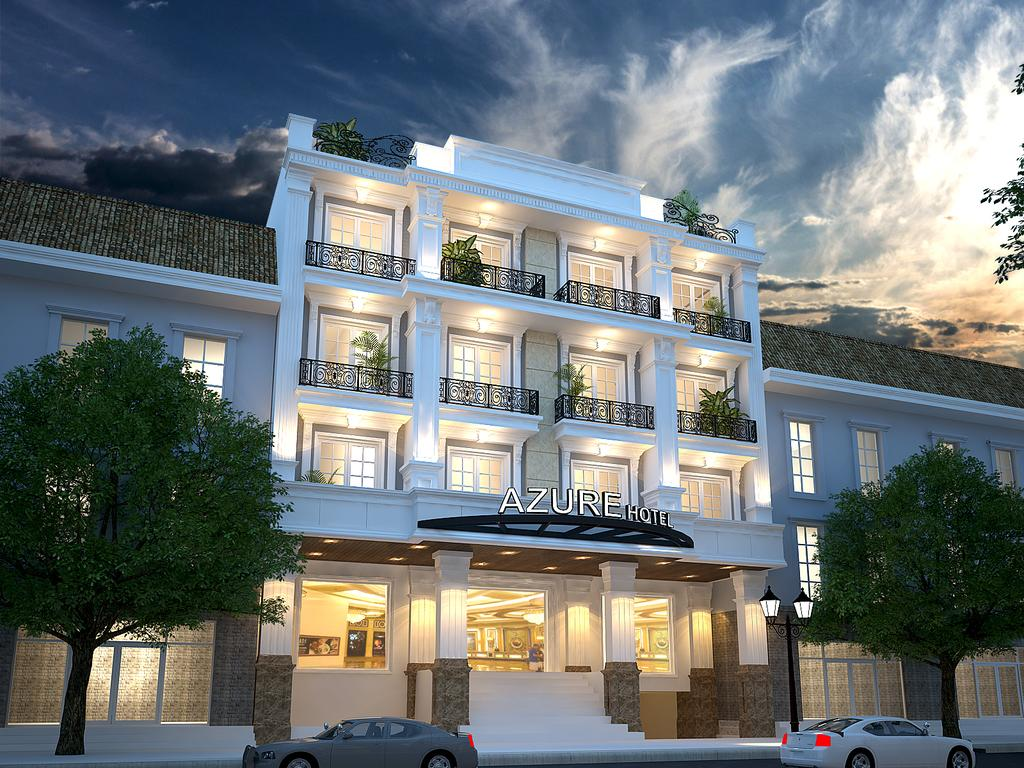 Azure Hotel - Sapa