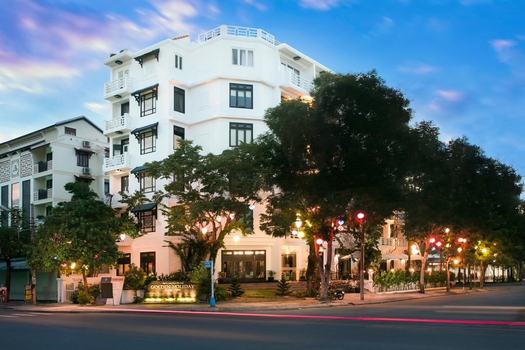 Golden Holiday Resort & Spa - Hội An