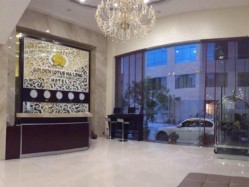 Khách sạn Golden Lotus Hạ Long