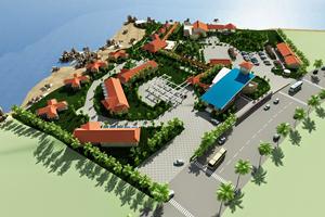 Hòn Cò Cà Ná Hotel - Ninh Thuận