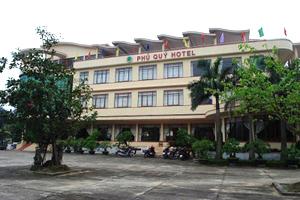 Khách sạn Phú Quý Quảng Bình