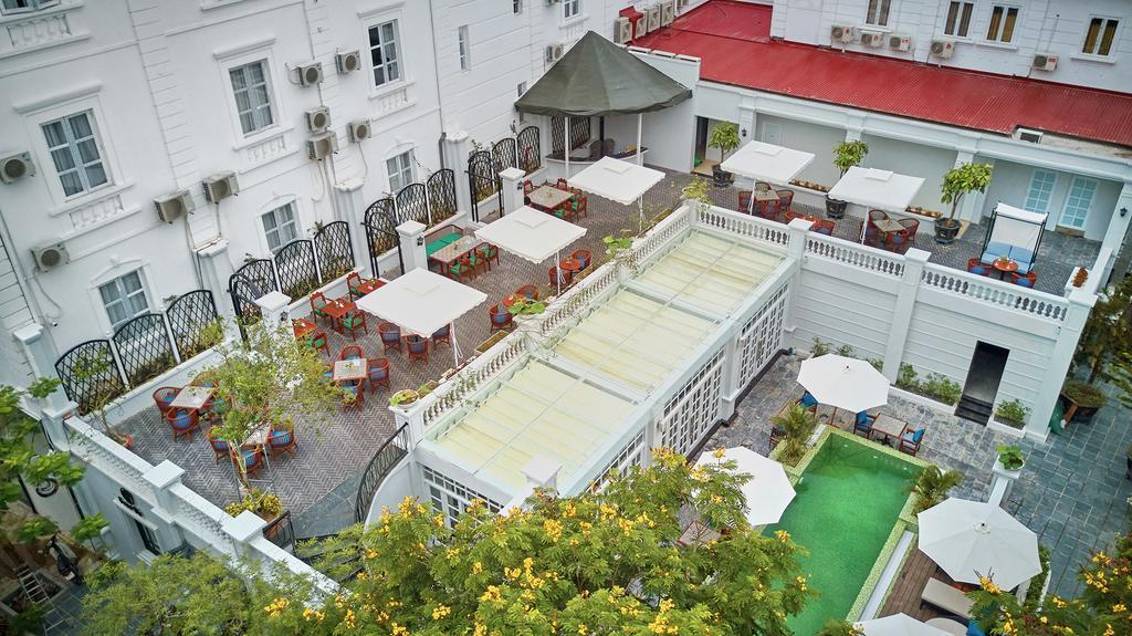Manoir Des Arts Hotel - Hải Phòng