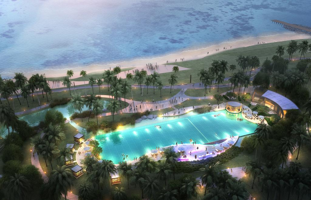 Oceanami Villas & Beach Club - Vũng Tàu