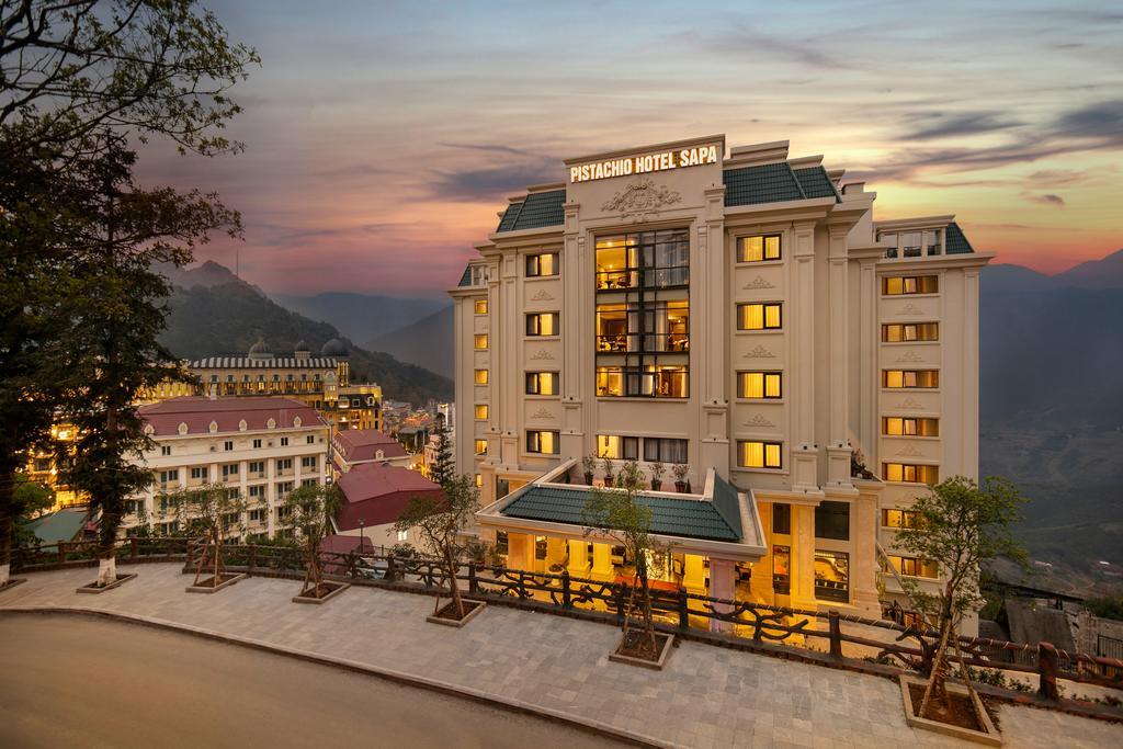 Pistachio Hotel - Sapa