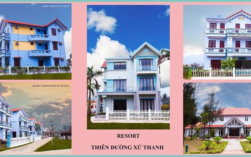 Thiên Đường Xứ Thanh Resort - Thanh Hóa