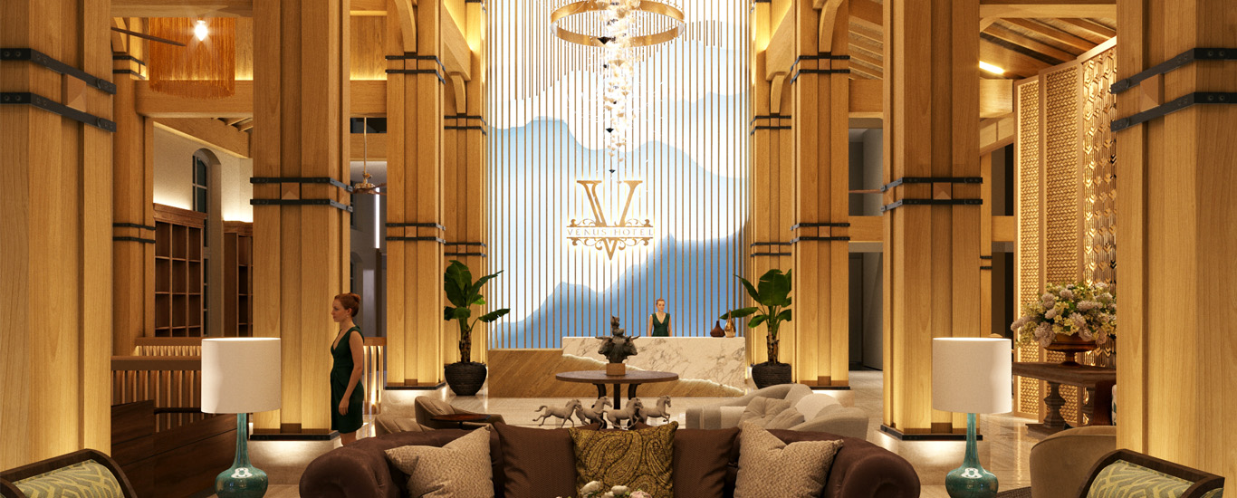 Venus Hotel - Tam Đảo