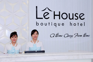 Le House Boutique Hotel - Đà Nẵng