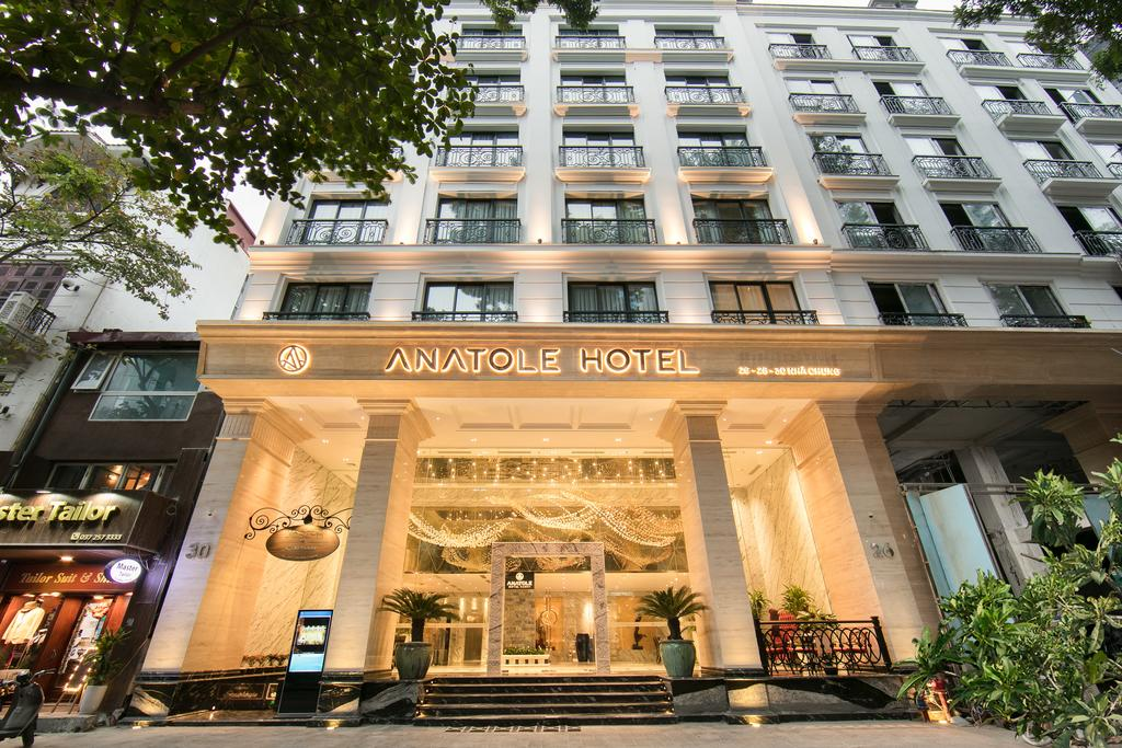 Anatole Hotel - Hà Nội