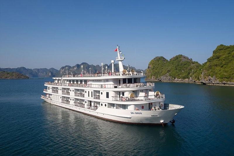 Du thuyền Athena  Luxury Cruise - Hạ Long
