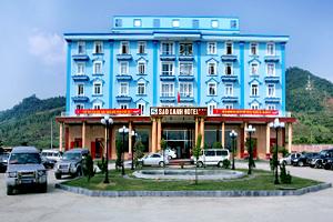Sao Xanh Mộc Châu Hotel - Mộc Châu