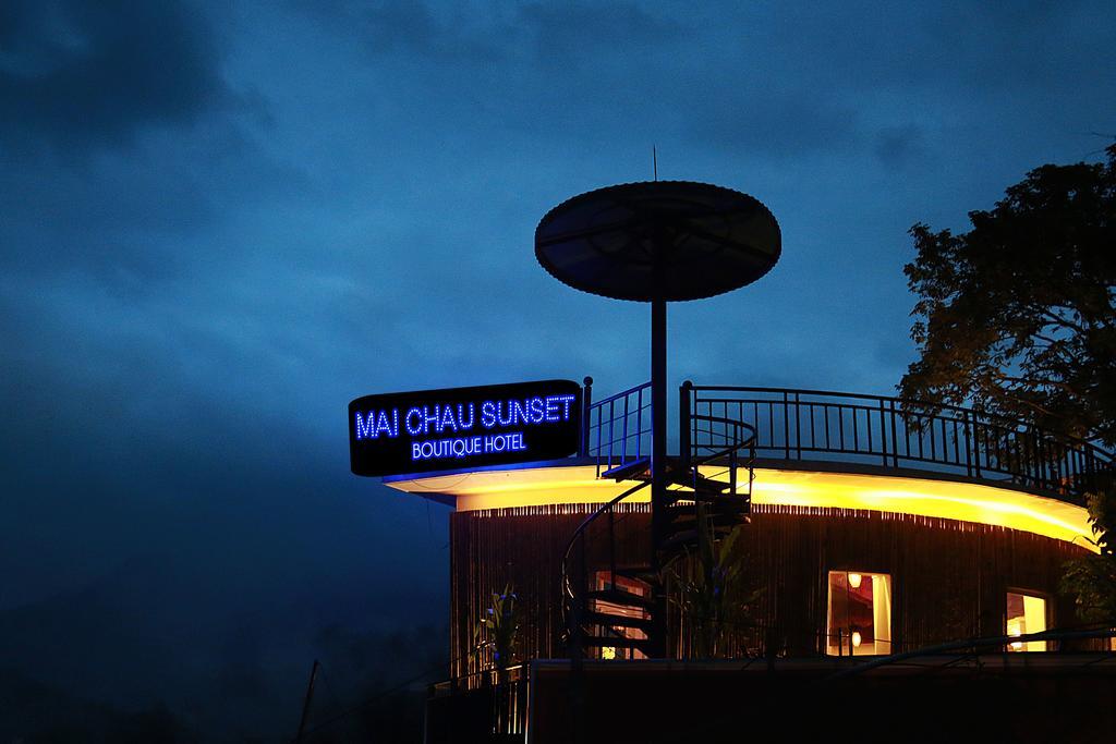 Mai Châu Sunset Boutique Hotel - Hòa Bình