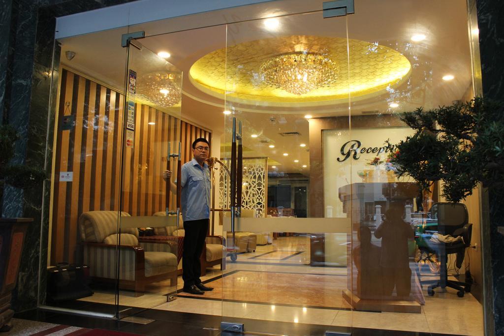 Nesta Hà Nội Hotel 73 Tô Hiến Thành - Hà Nội