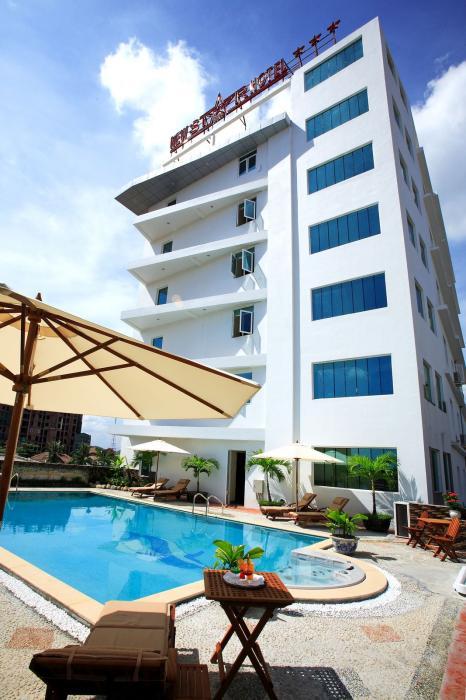 Rosaleen Boutique Hotel - Thừa Thiên Huế