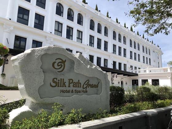 Silk Path Grand Huế Hotel & Spa - Huế