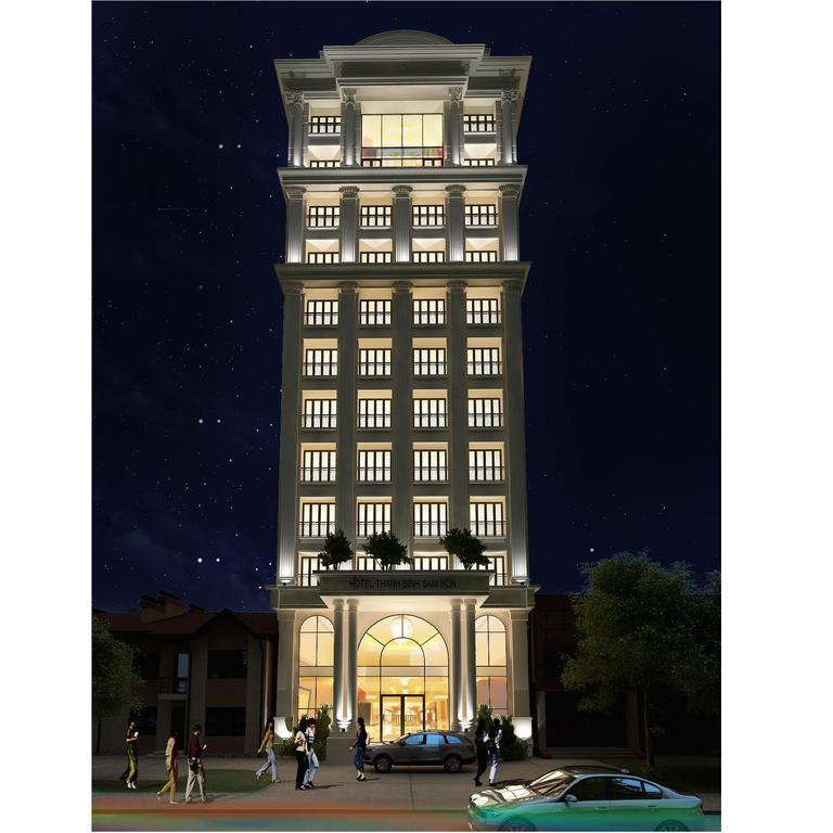 Thanh Bình Gold Hotel - Thanh Hóa